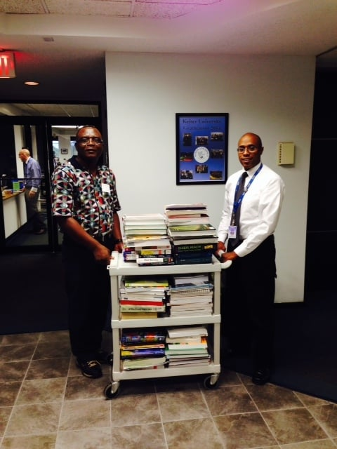 Ft. Lauderdale Continues its Commitment to the Community with a Book Collection Drive