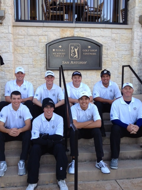 Keiser University Club Golf Team Competes in NCCGA Fall National Championship