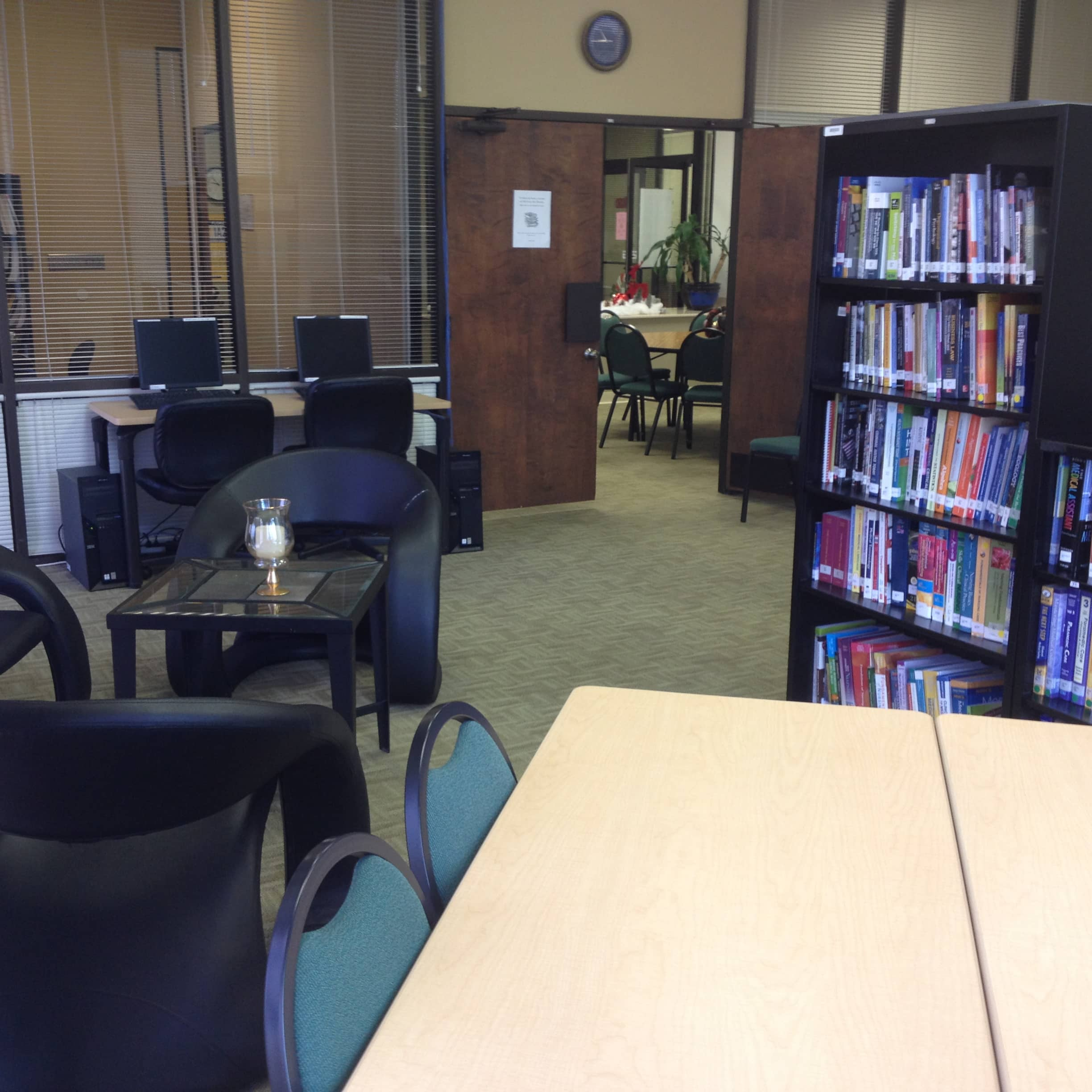 New Study Places in New Port Richey