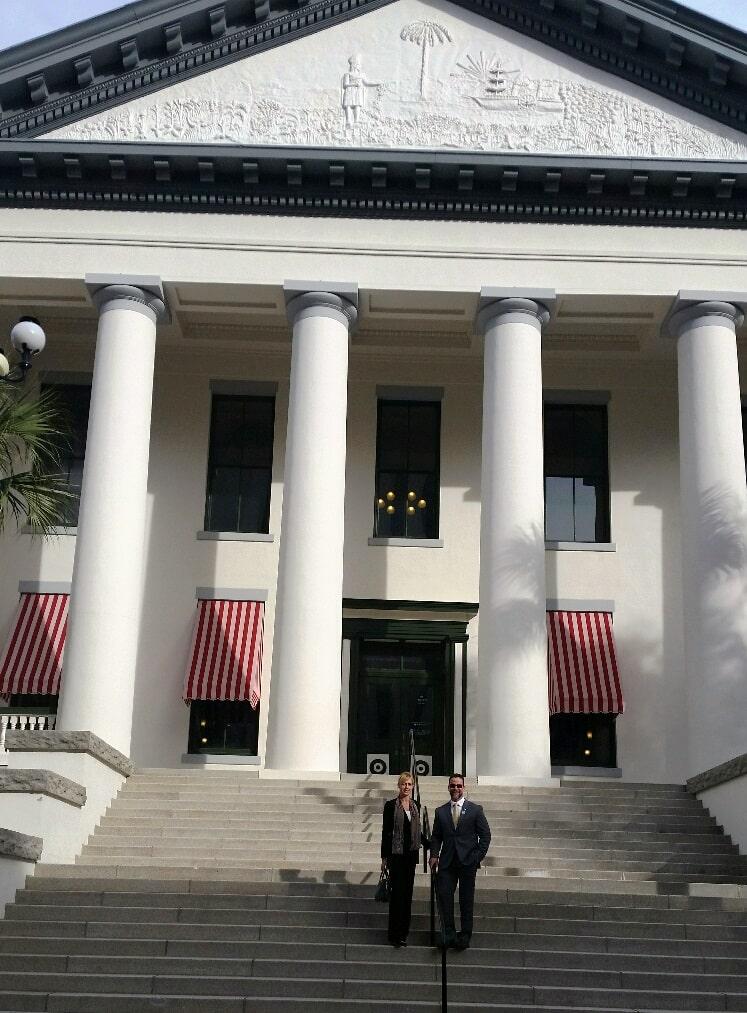 Keiser University Tallahassee >> STUDENT SPOTLIGHT: ICUF Presidential Fellows Visit ...