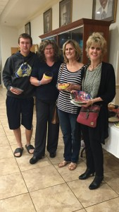 Empty Bowls event Jan. 2016