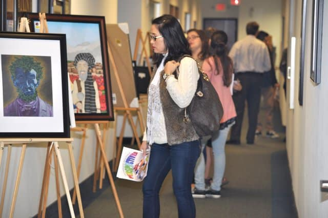 Port St. Lucie Hosted a High School Art Show