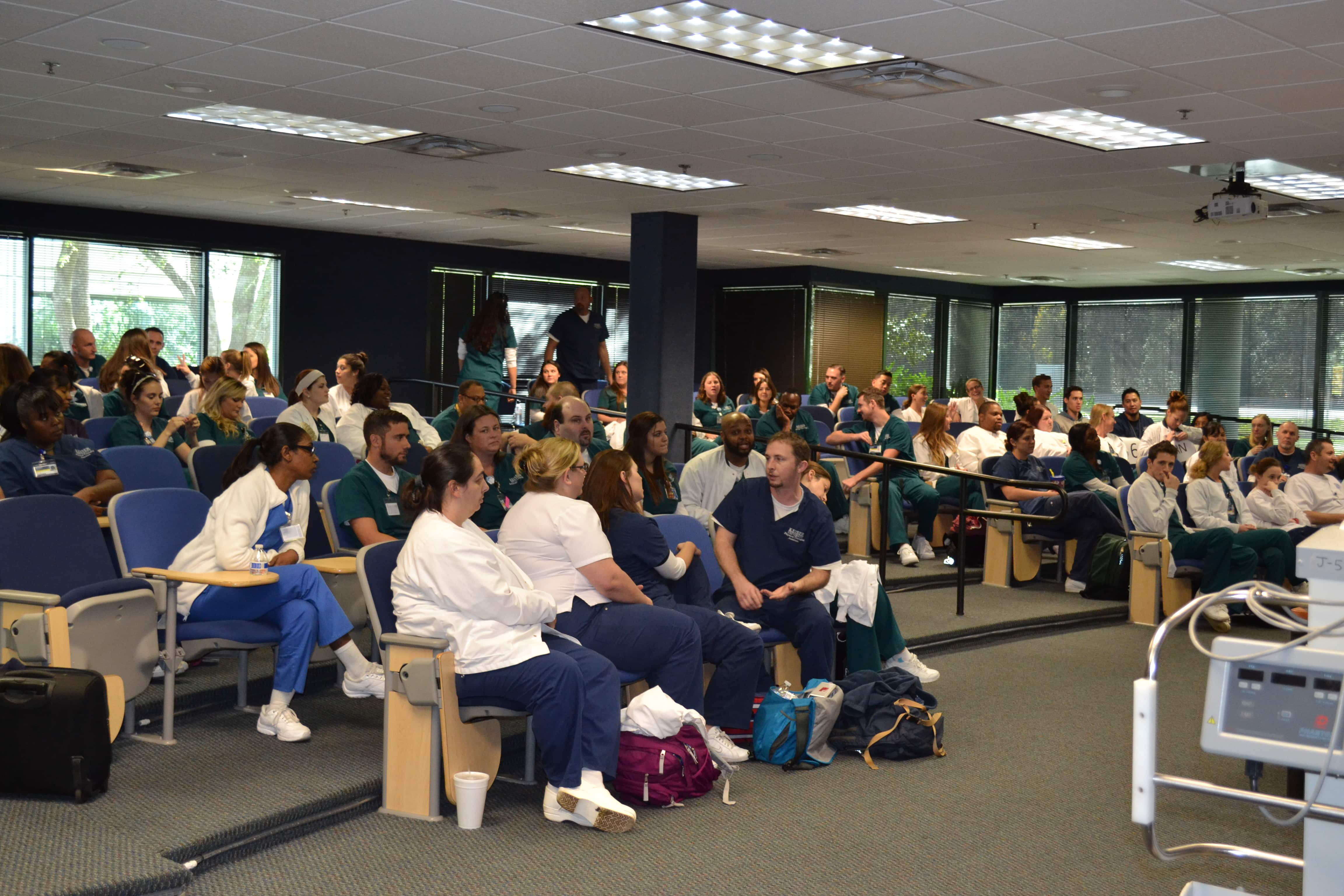 Jacksonville Holds an Allied Health Interdisciplinary ...