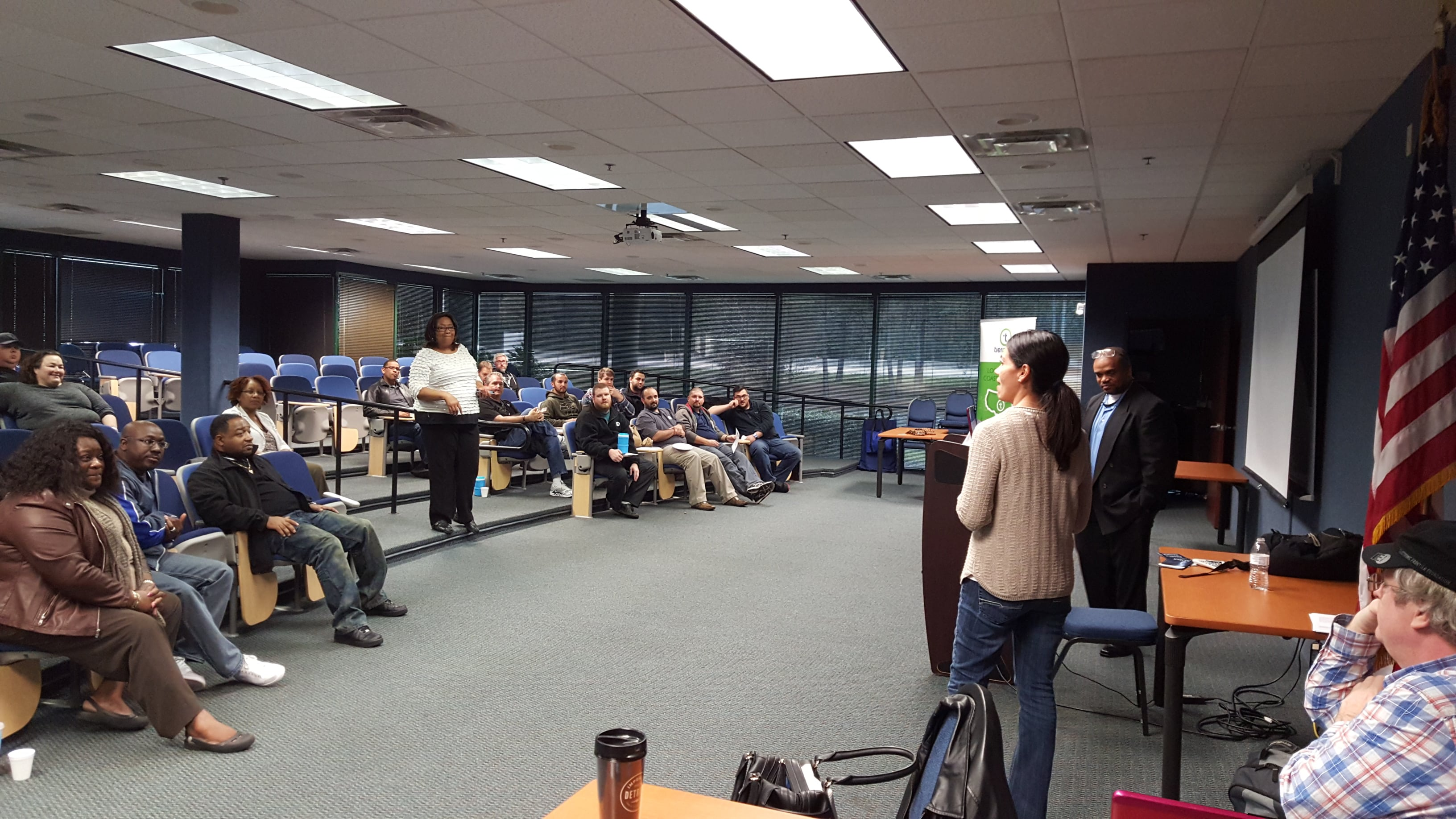 Jacksonville's IT Program Held the 2016 Microsoft Technology Associate Festival