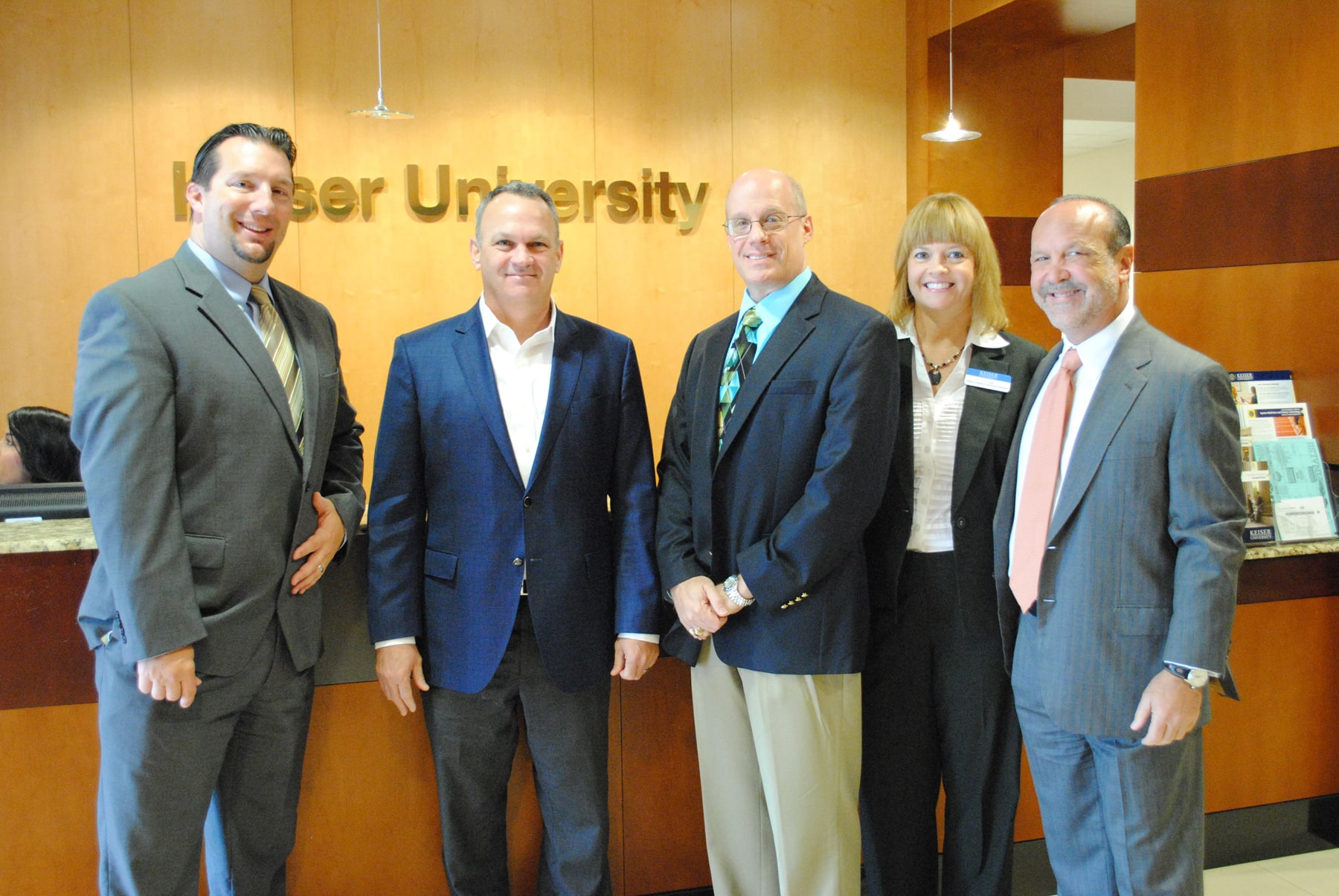 Florida House Speaker Designate Richard Corcoran Tours the Miami Campus