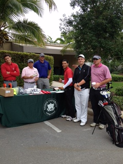 The Flagship Campus Holds a Golf Tournament to Benefit Cystic Fibrosis