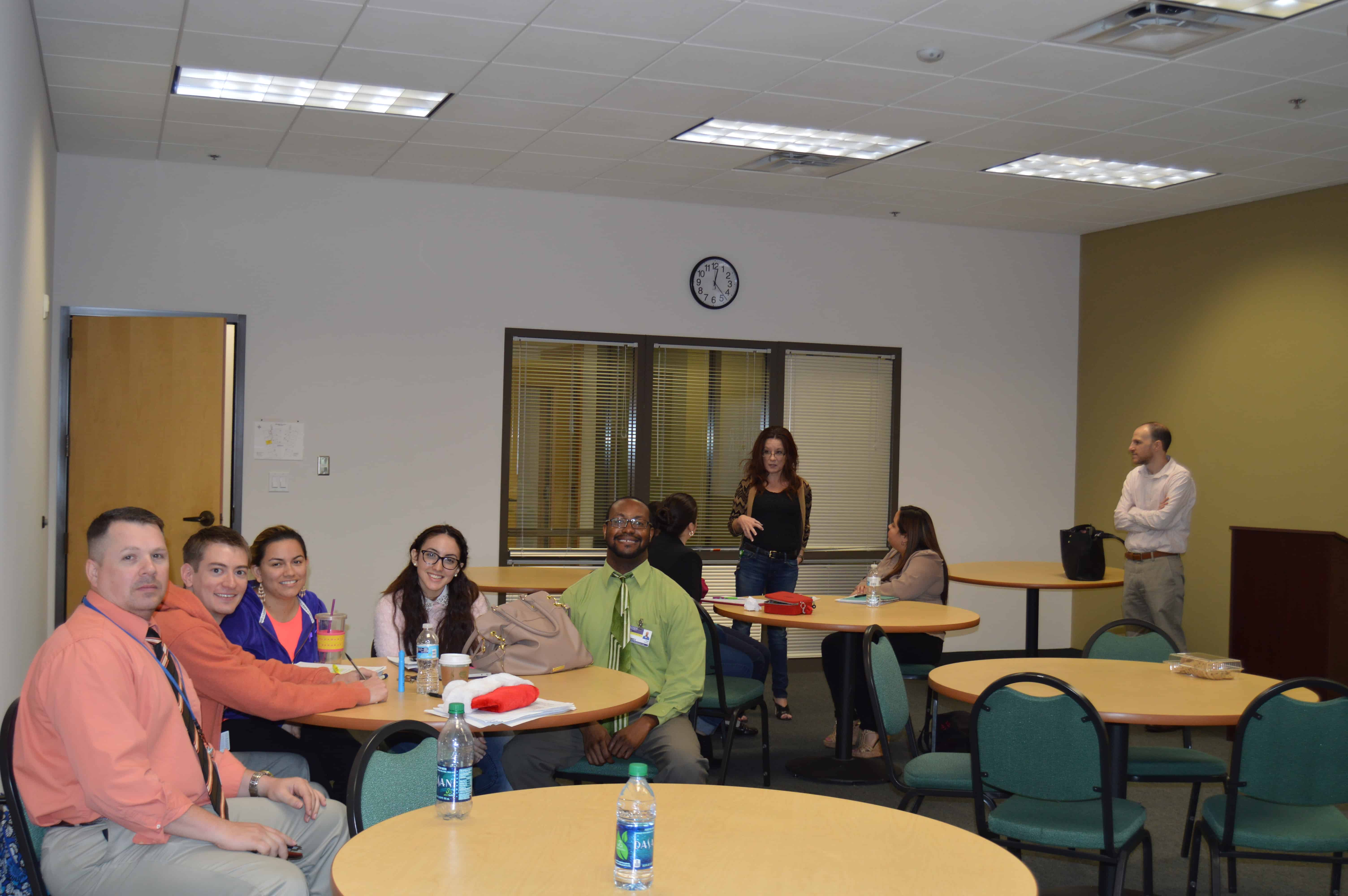 Tampa's Biotechnology Students Learn about Clinical Trials