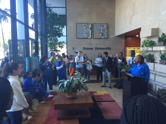 The Ft. Lauderdale Campus Celebrates Black History Month