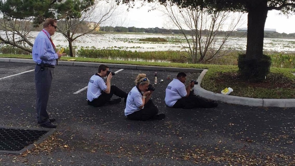 Sarasota Forensic Investigation Students Keep Things in Focus