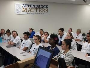 Nursing guest speakers Feb. 2016 (3)