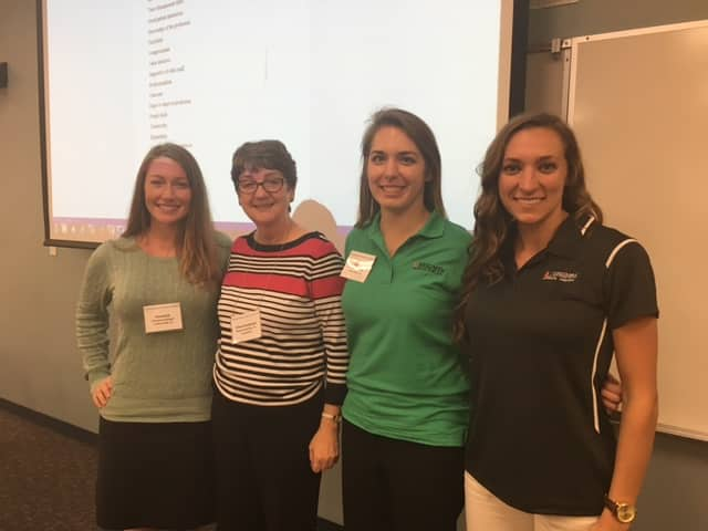 Students from the Ft. Lauderdale and Miami Campuses Attended The Florida Physical Therapy Student Conclave