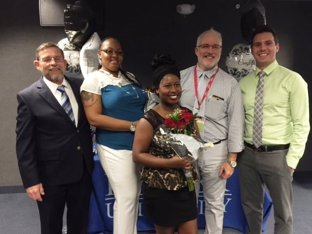 Keiser University Clearwater Holds First  Surgical Technology Class  Pinning