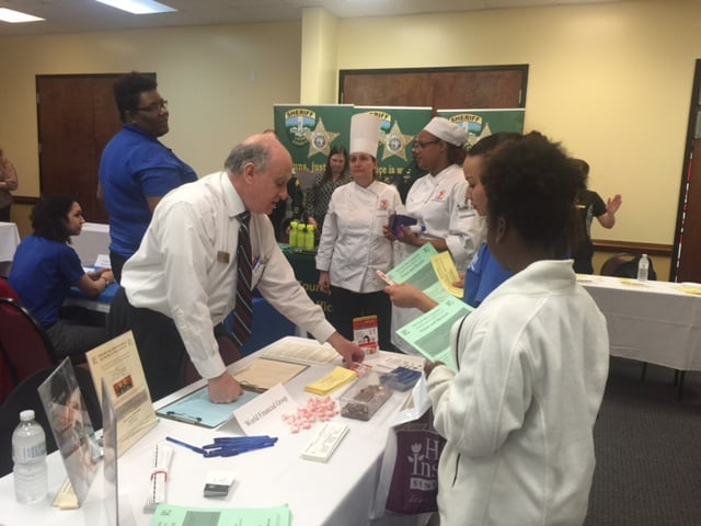 Tallahassee Holds a Career Fair