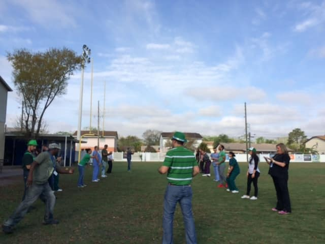 St. Patrick's Day Celebrations at Keiser Campuses Around the State