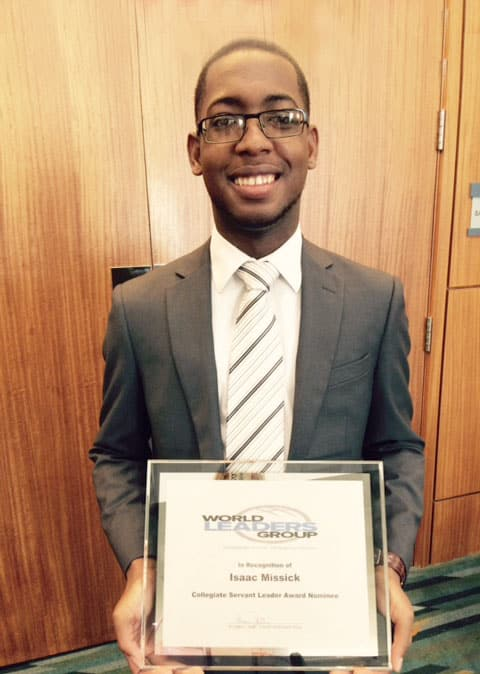 STUDENT SPOTLIGHT: Keiser University Flagship Campus Sophomore Recognized for Servant Leadership