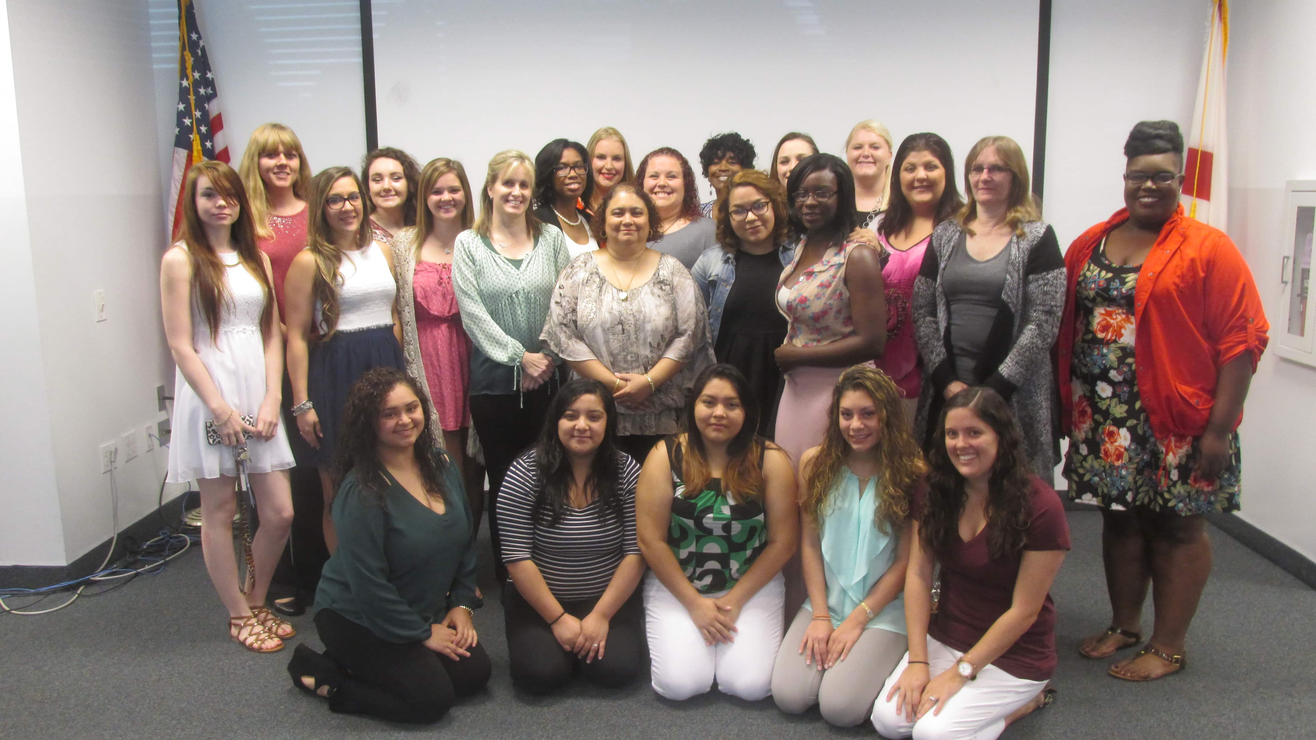 Lakeland Holds Pinning Ceremony for Medical Assisting