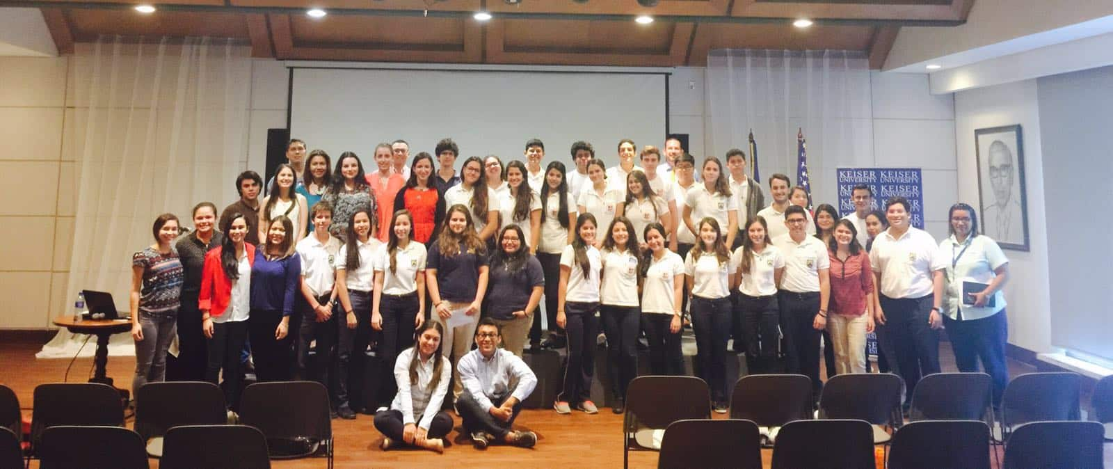 The Latin American Campus Learns About the U.S. Electoral System