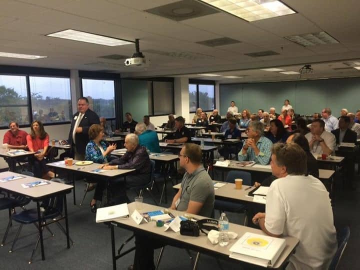 The Ft. Lauderdale Campus Hosts the Spring Rotary Leadership Institute