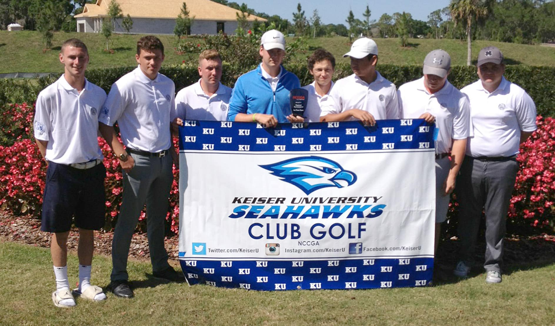Seahawk College of Golf Students Win the NCCGA South Florida Regional