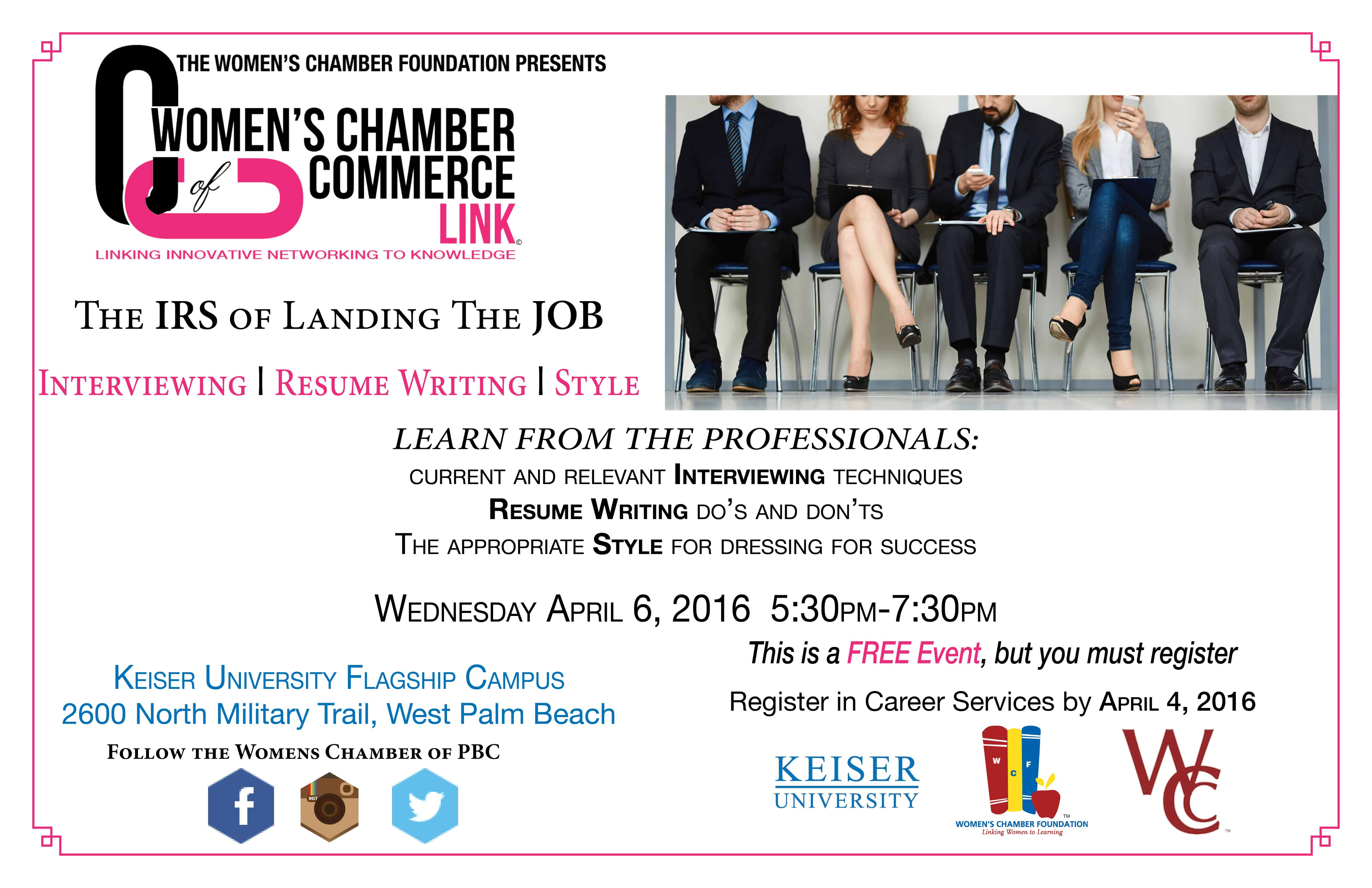 The Flagship Campus Partners with the Women's Chamber of Commerce