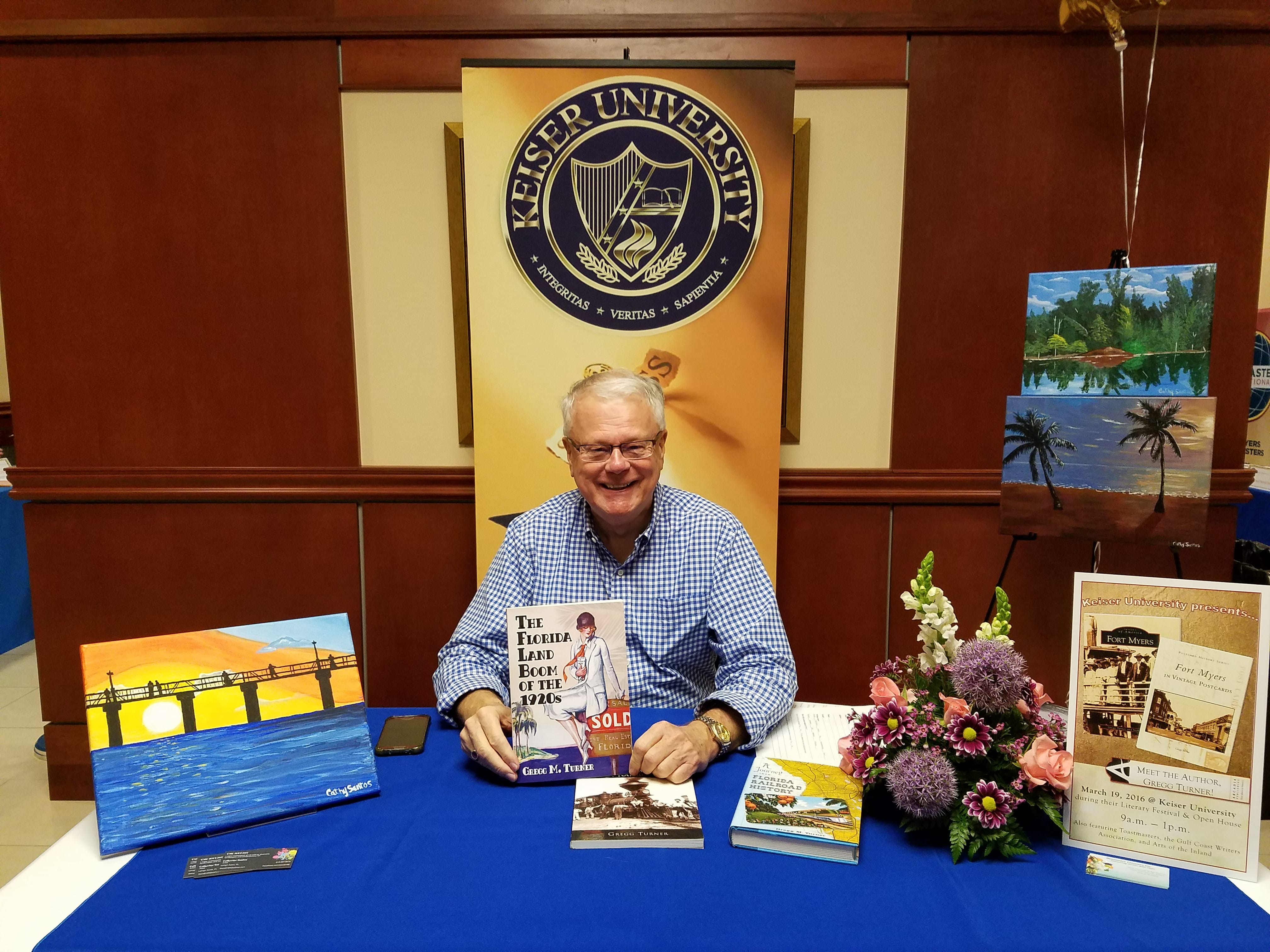 Fort Myers Campus Holds Literary Festival