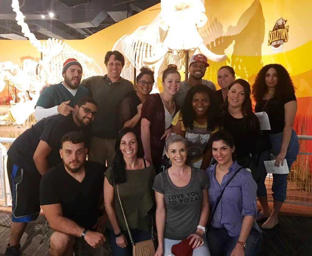 RT Students from Orlando Visit a Skeleton Museum - Keiser ...