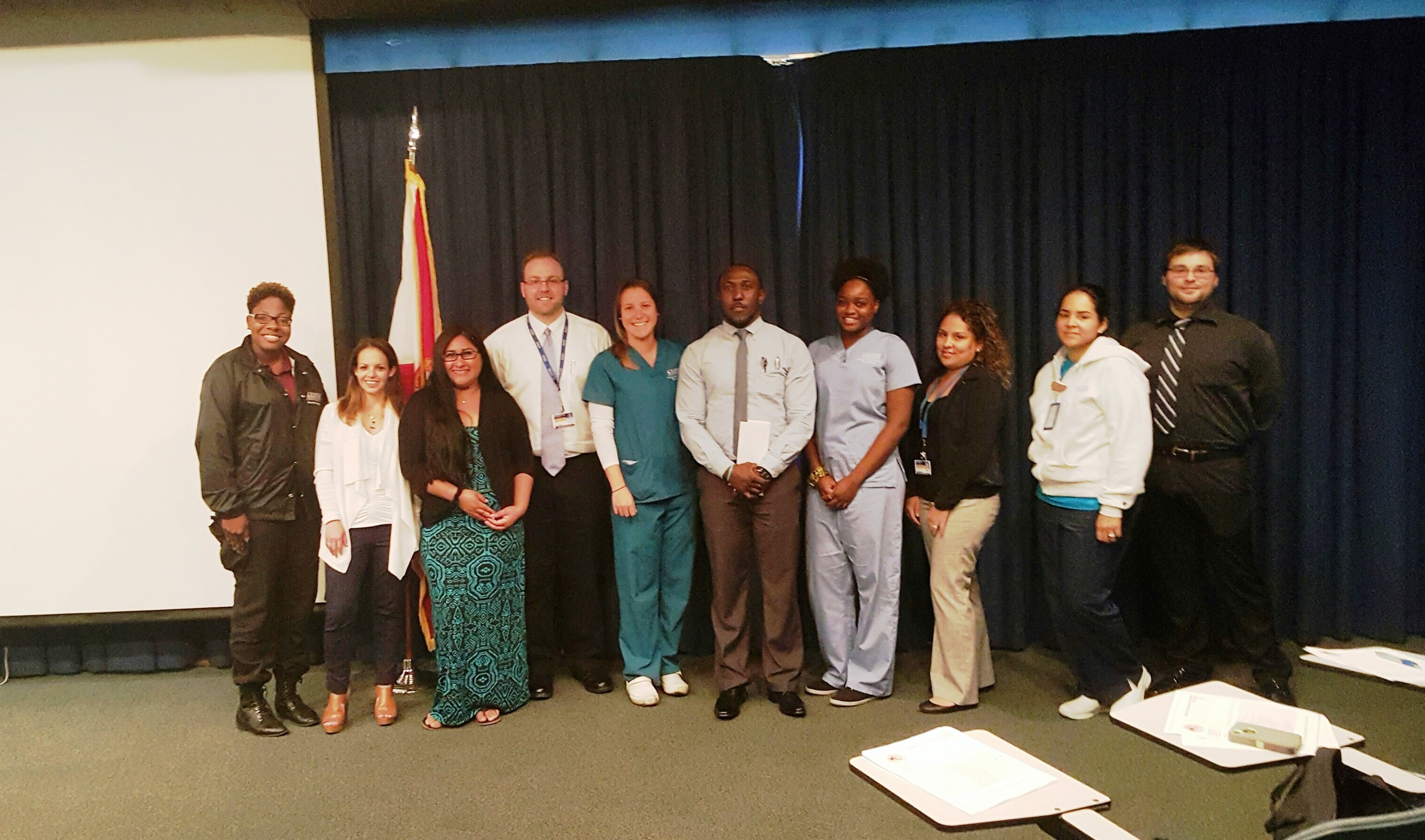 Student Government Association Holds Kick-Off Meeting at Ft. Lauderdale Campus