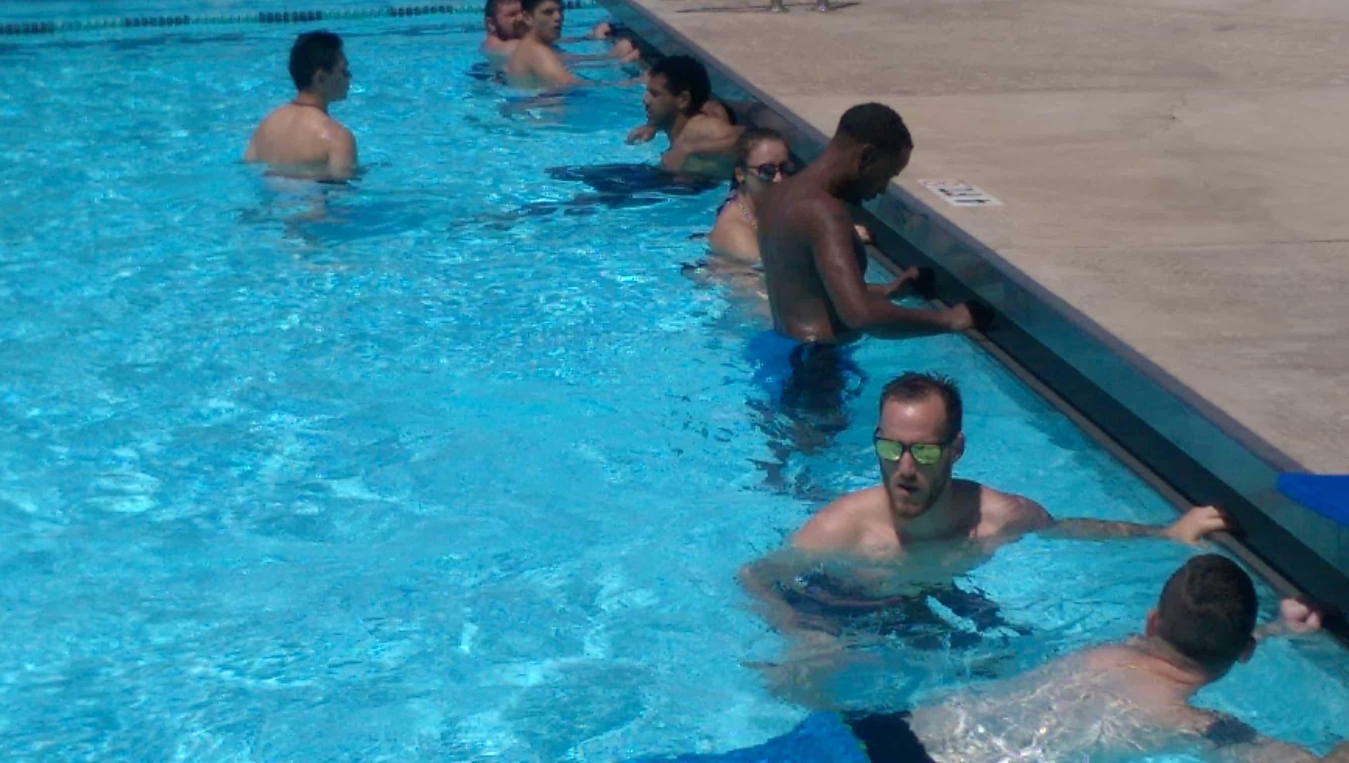 Sarasota's SMFT Students Get Wet Behind the Ears