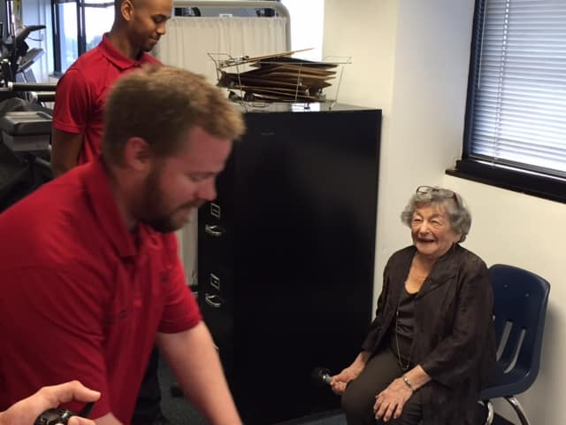 SMFT Students at Ft. Lauderdale Learn About Exercise Prescriptions for the Elderly