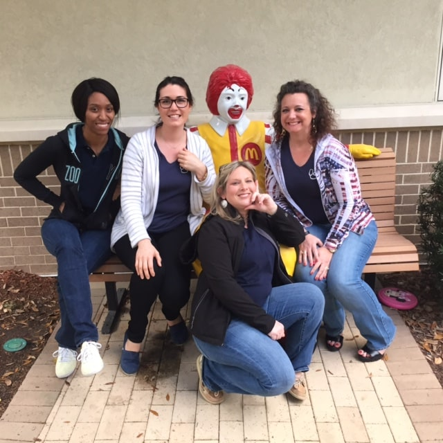Jacksonville's SNA Gives Back to Ronald McDonald House