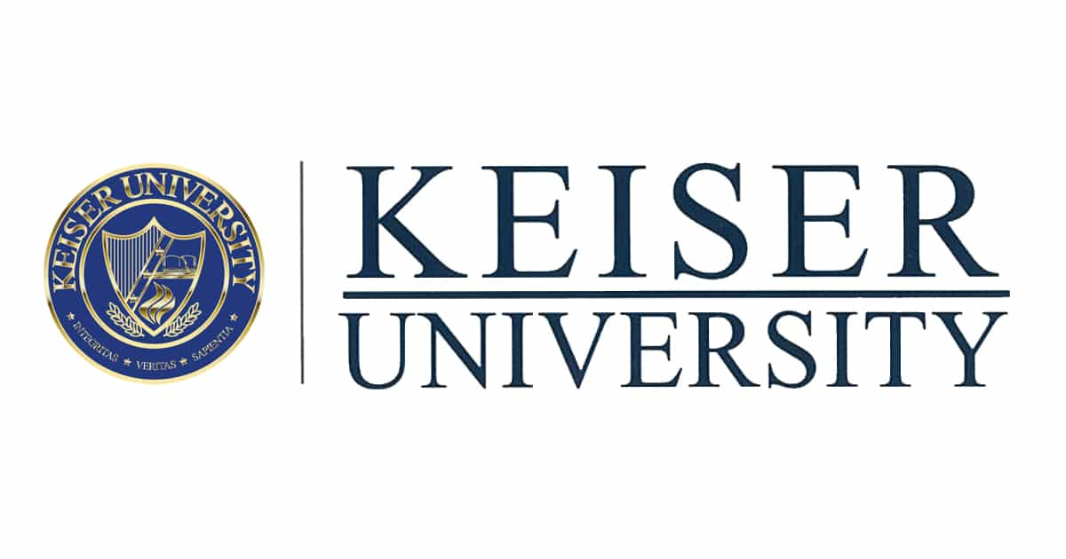 Image result for keiser university logo