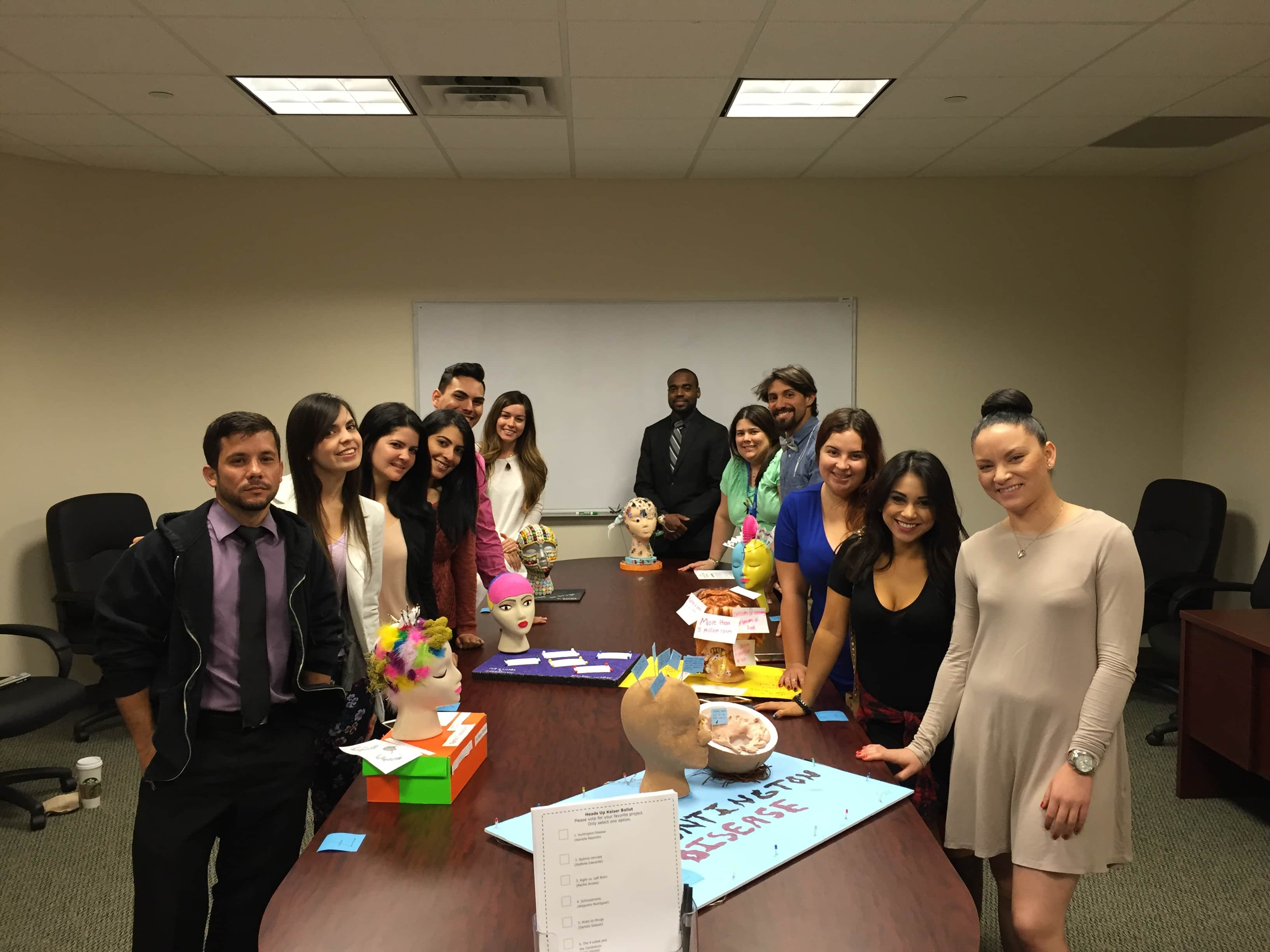 Miami Psychology Students Participate in 3rd Annual Psychology Week