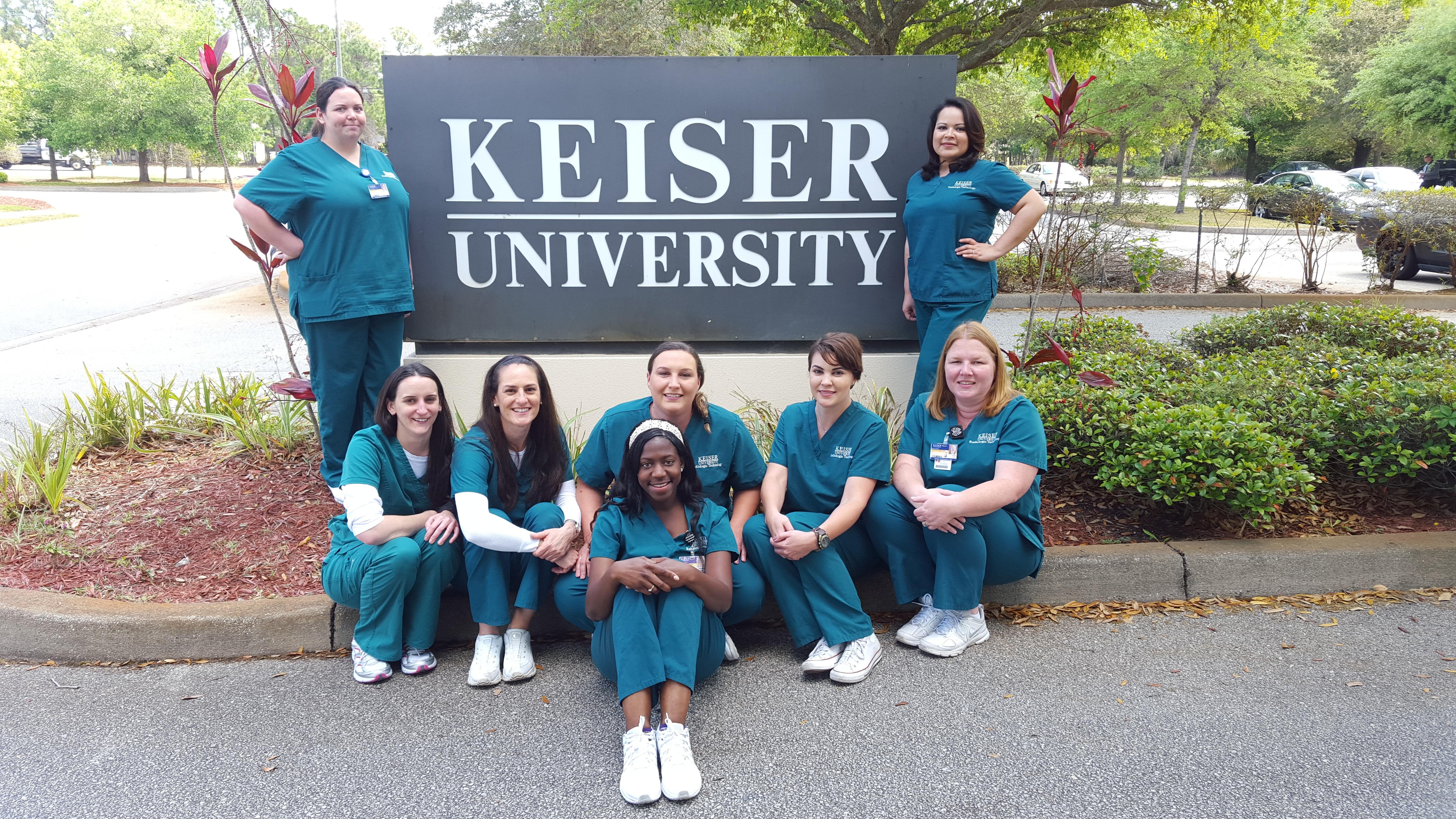 Keiser University Pinning Ceremonies Keiser University