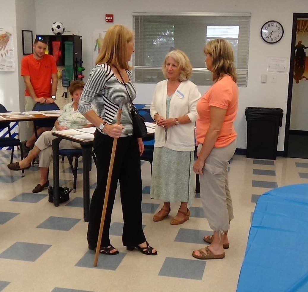 Fort Myers Celebrates Occupational Therapy Assistant Month by Hosting an OTA Family Night!