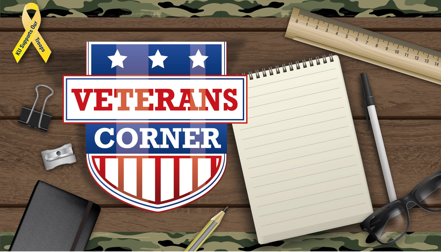 VETERANS CORNER: Staff Spotlight, Aaron Cordner Military Affairs Specialist
