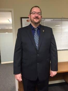 Veterans Corner Aaron Cordner 2016