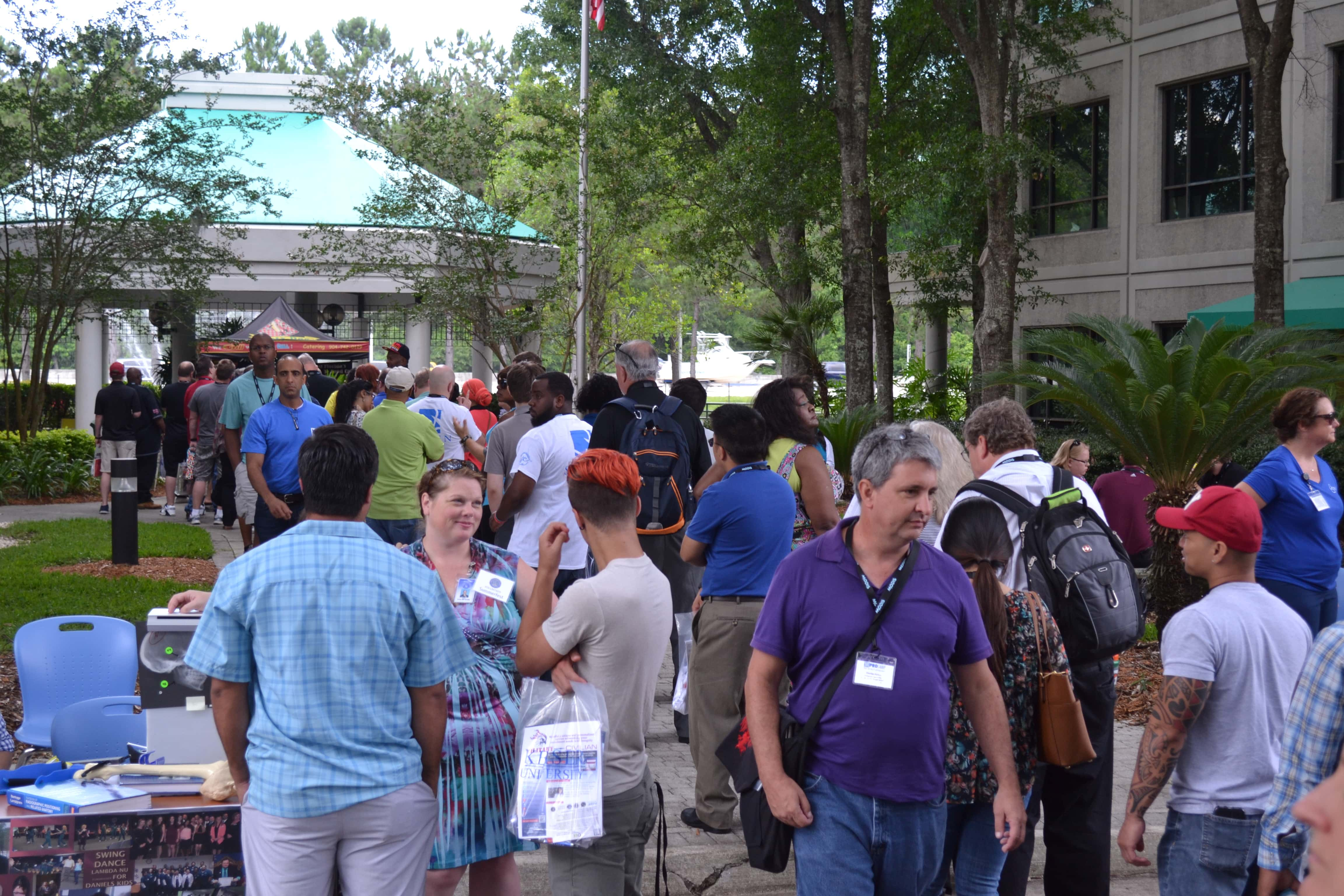 Jacksonville Holds Summerfest