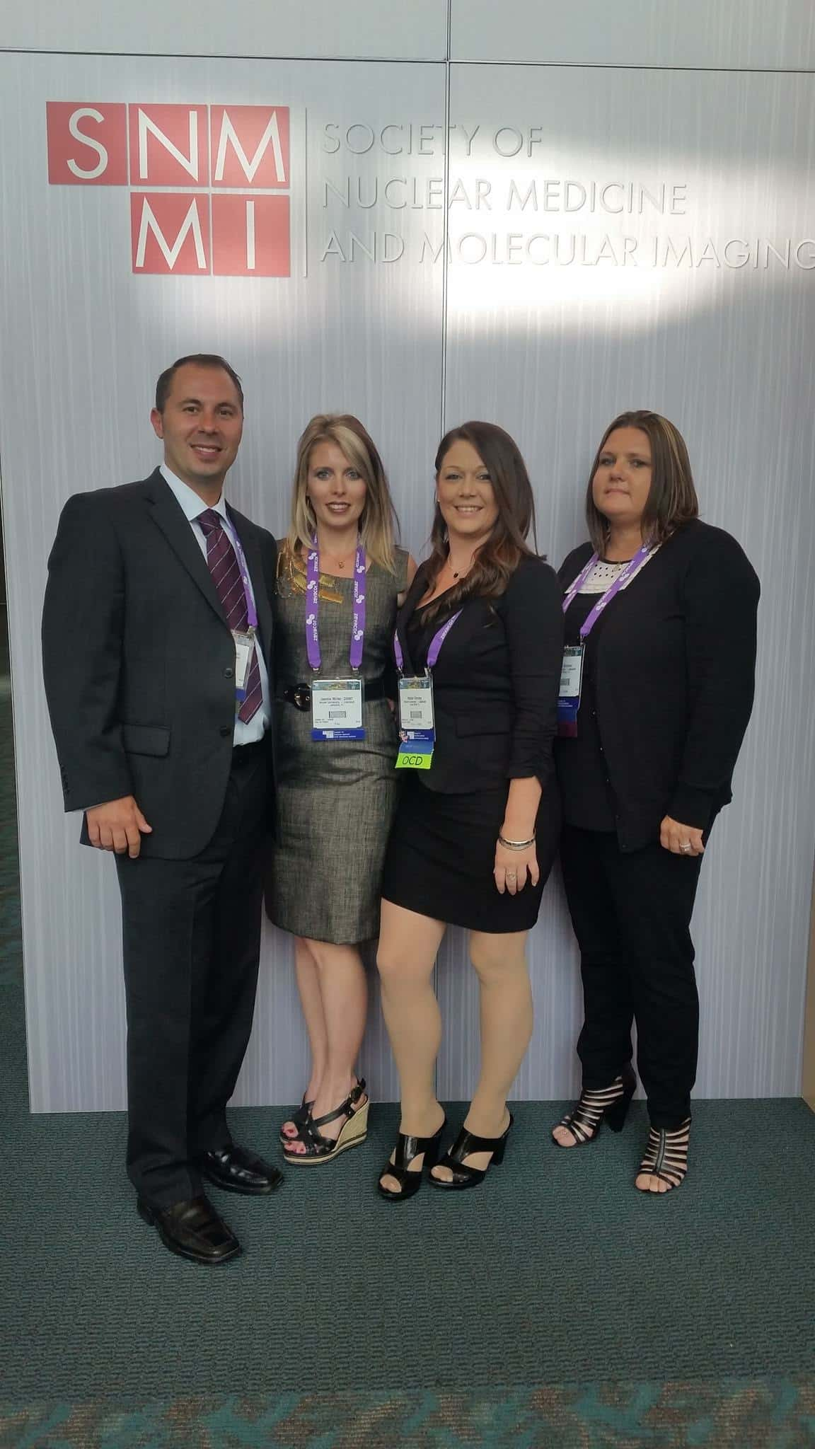 Nuclear Medicine Technology Students Attend National Conference