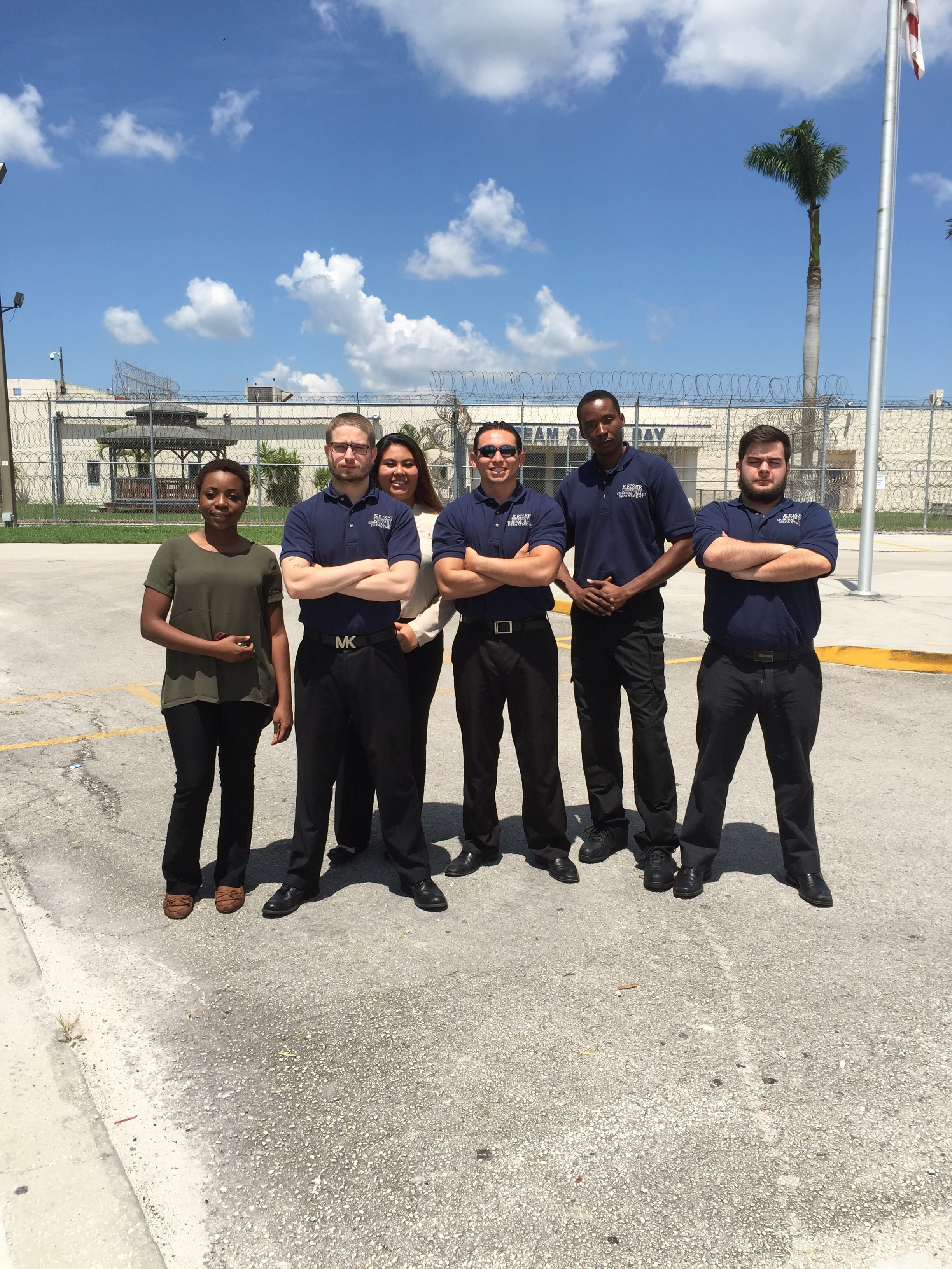 West Palm Beach Students Visit South Bay Correctional Facility