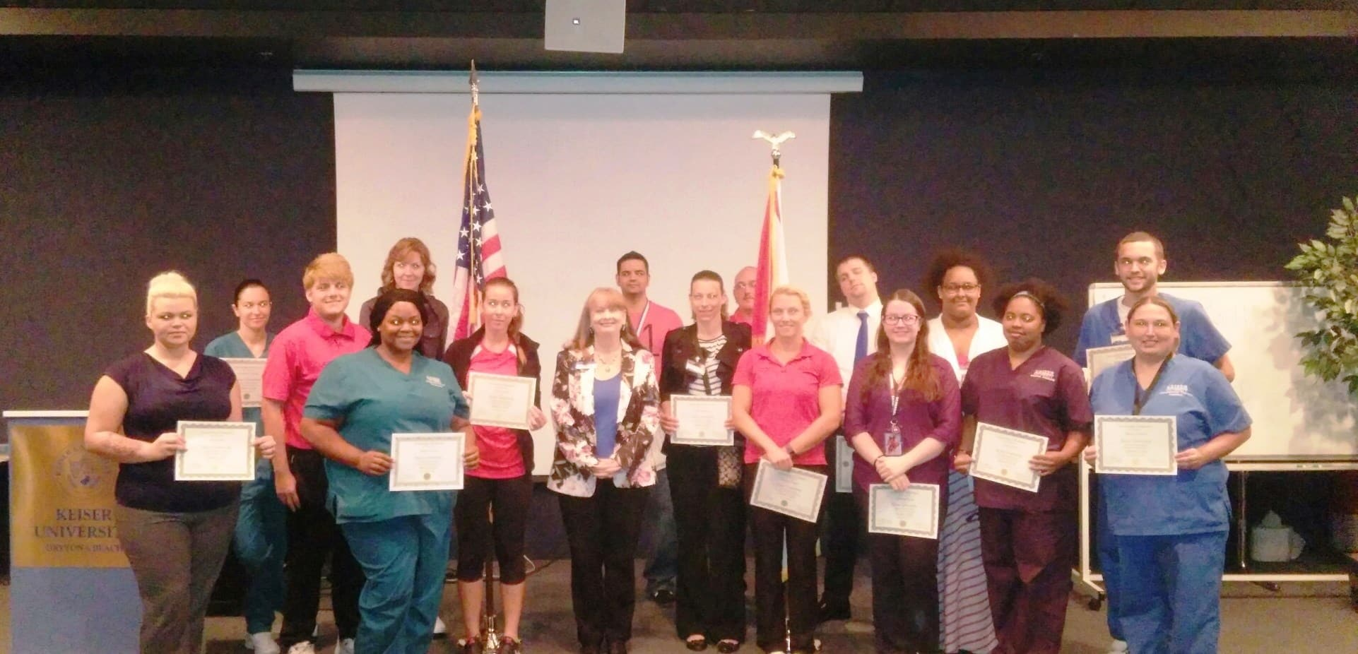 Daytona Beach Campus Celebrates Students of Excellence