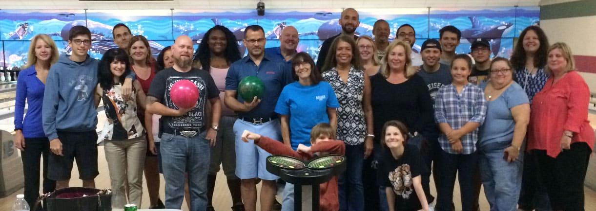 Keiser University Bowl-A-Thon Supports Junior Achievement