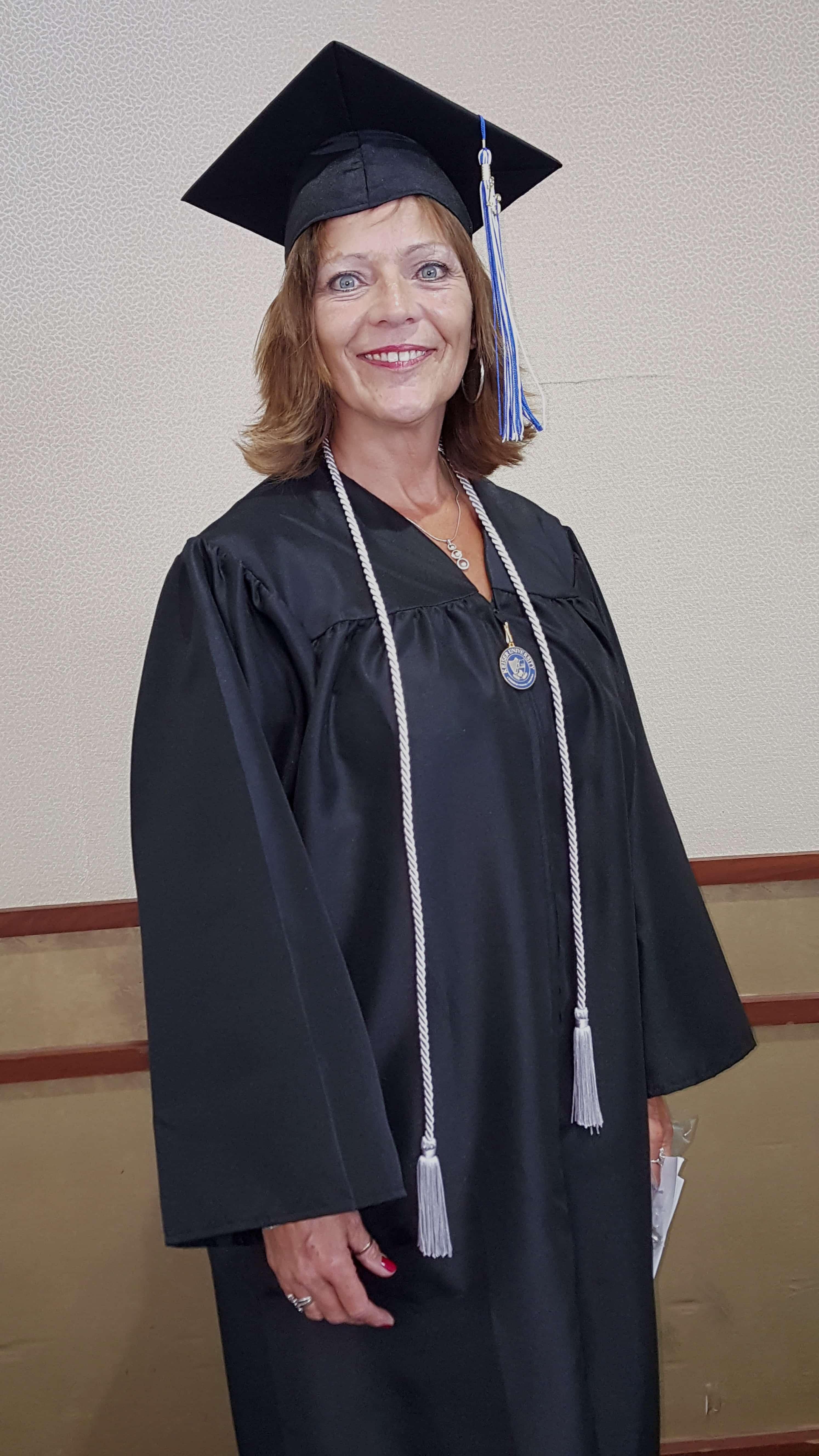 GRADUATE SPOTLIGHT: Belinda Haney, KU Jacksonville