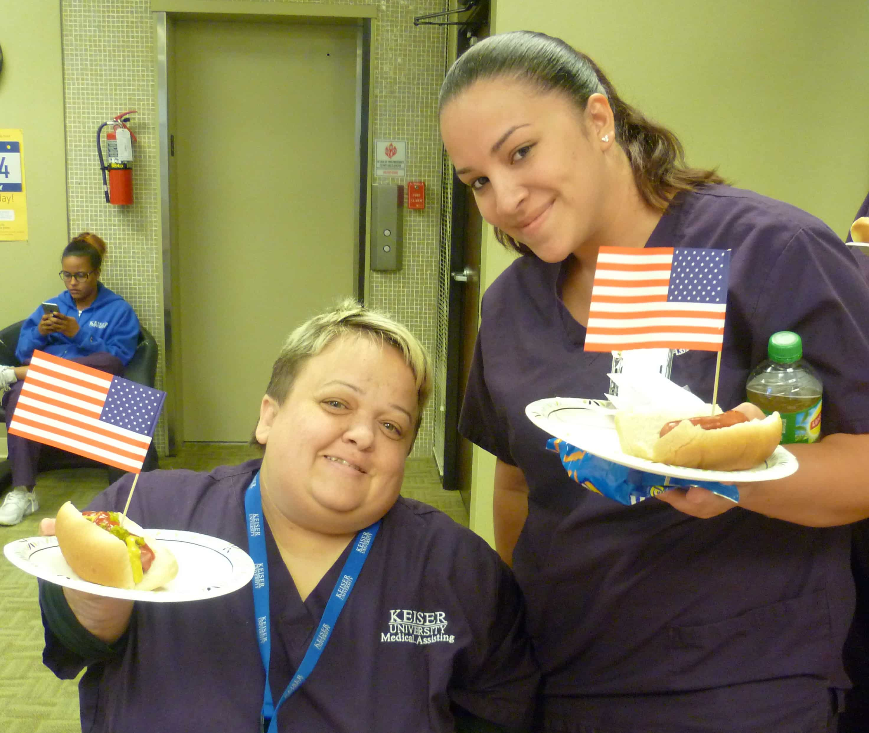 New Port Richey Campus Celebrates the 4th of July