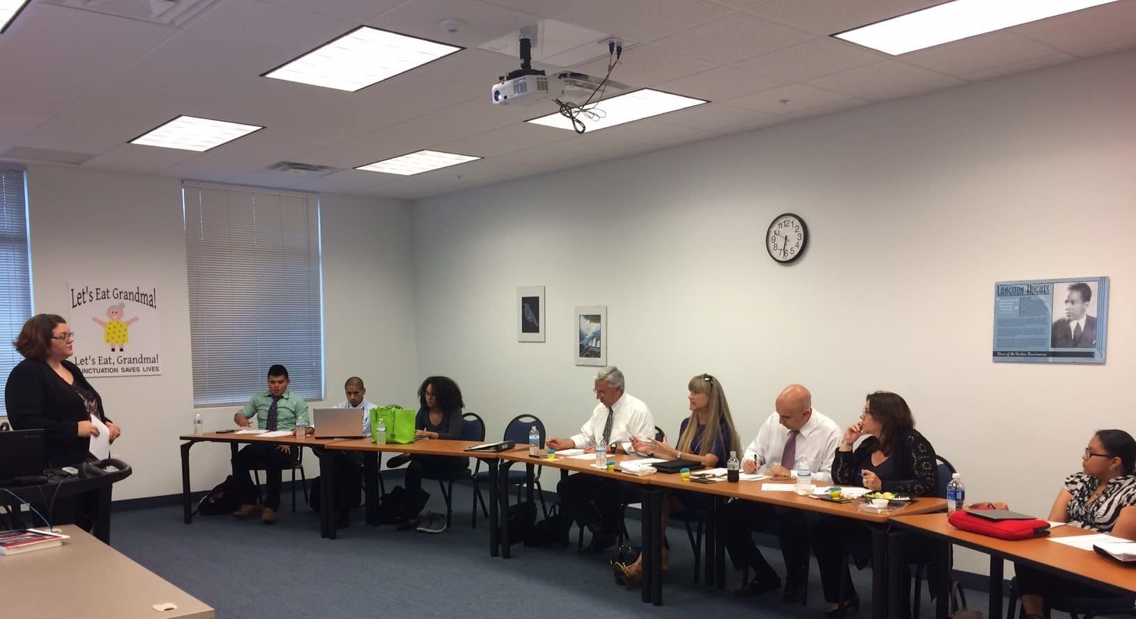 """Student Entrepreneurs Enter the """"Shark Tank"""" at the Ft. Myers Campus"""