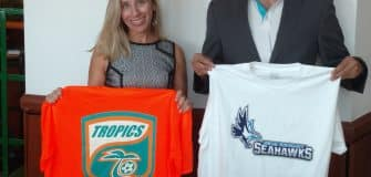 Tropics partnership July 2016
