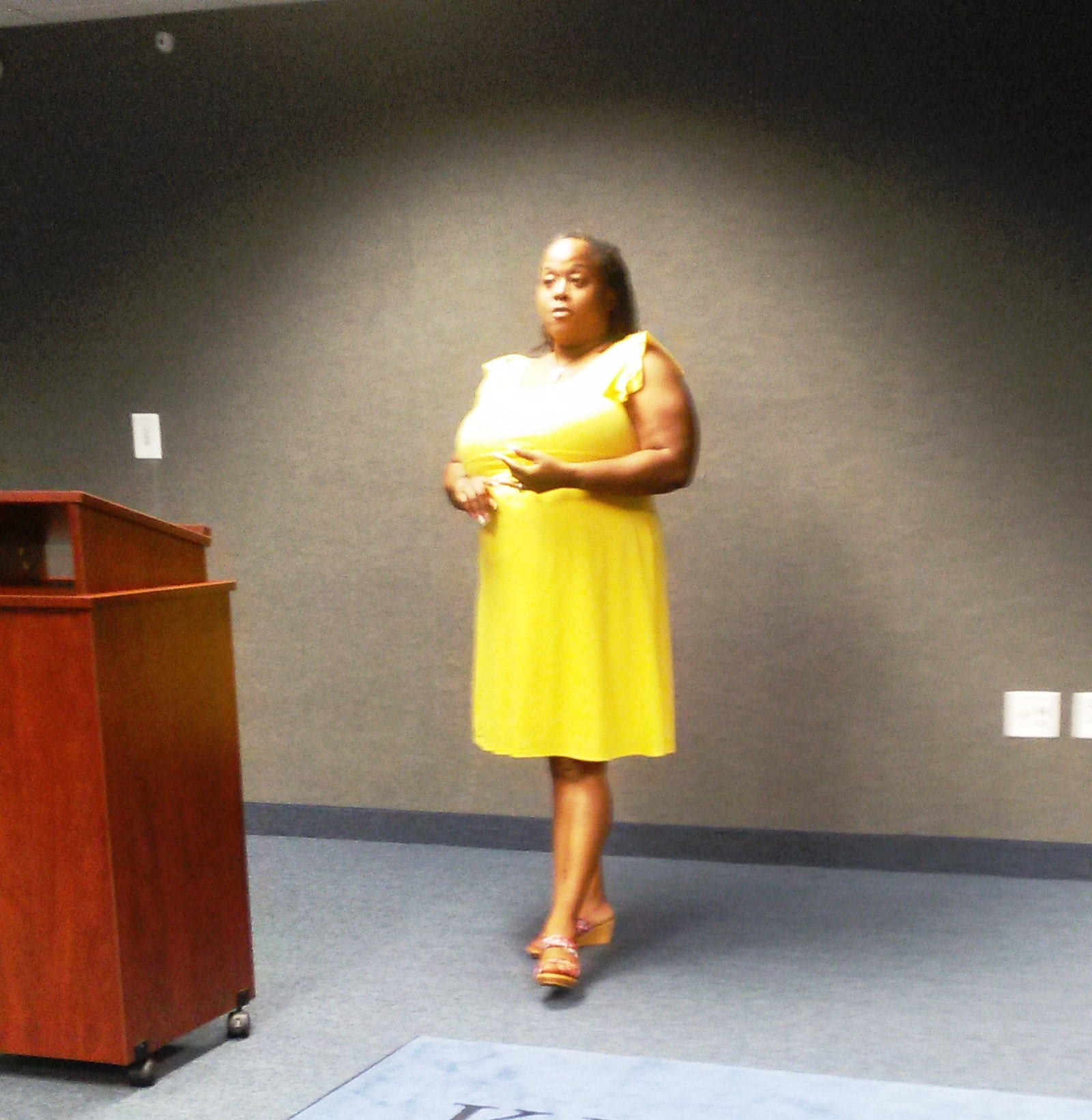 Big Brothers Big Sisters Organization Visits Clearwater Campus
