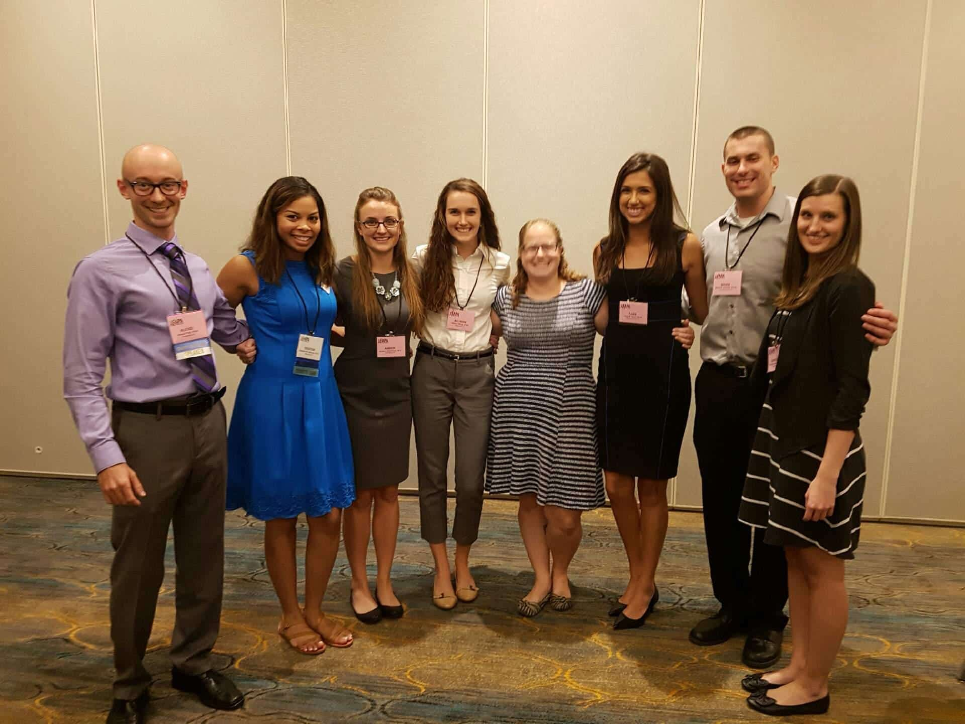 Ft. Lauderdale PASA Attends the Florida Association of Physician Assistants Summer Symposium