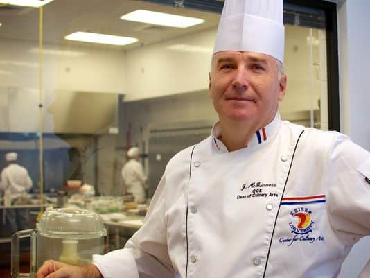 Chef McGuinness Will Participate in the 8th Annual March of Dimes Signature Chefs Auction