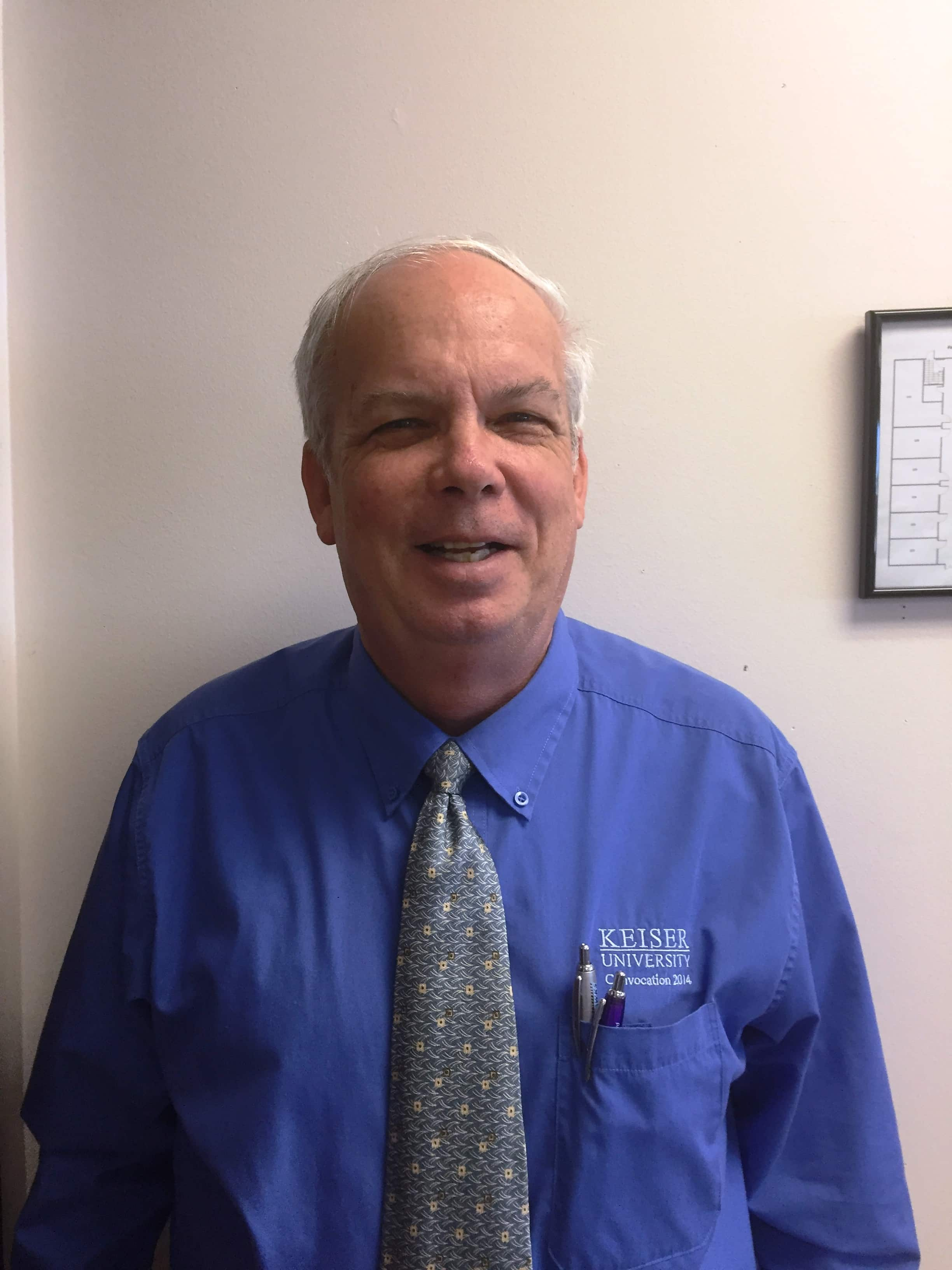 Keiser University Pa Program >> FACULTY SPOTLIGHT: Michael Bishop, Program Director for