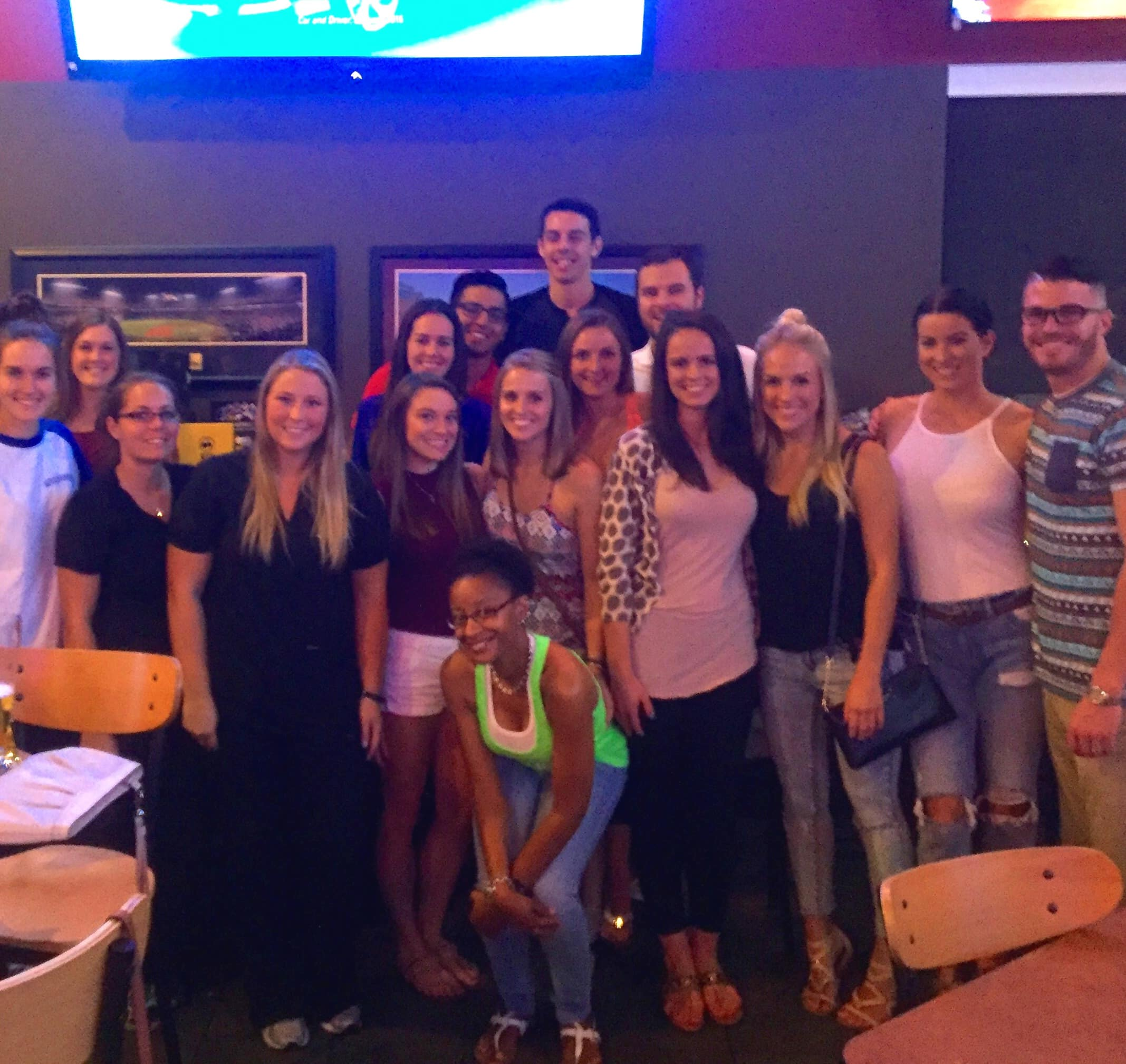 Physician Assistant Student Association Holds a Social Outing